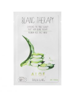 Ballon Blanc Therapy Aloe Sheet Mask