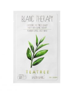 Ballon Blanc Therapy Tea Tree Sheet Mask