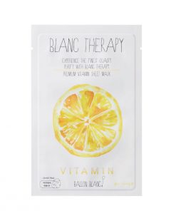 Ballon Blanc Therapy Vitamin Sheet Mask