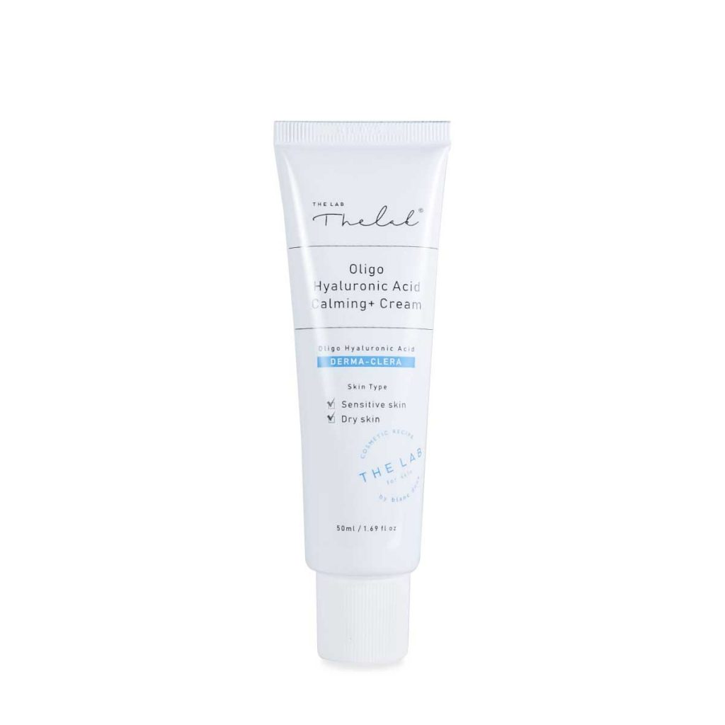 THE LAB by blanc doux Oligo Hyaluronic Acid Calming + Cream