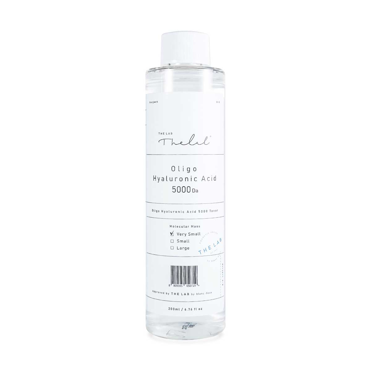 THE LAB by blanc doux Oligo Hyaluronic Acid 5000 Toner