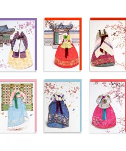 JOAHYE Large Greeting Card Gift Service