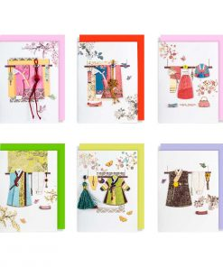 JOAHYE Medium Sized Greeting Cards