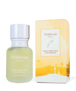 Muldream Vegan Green Mild Vita Ampoule 60ml