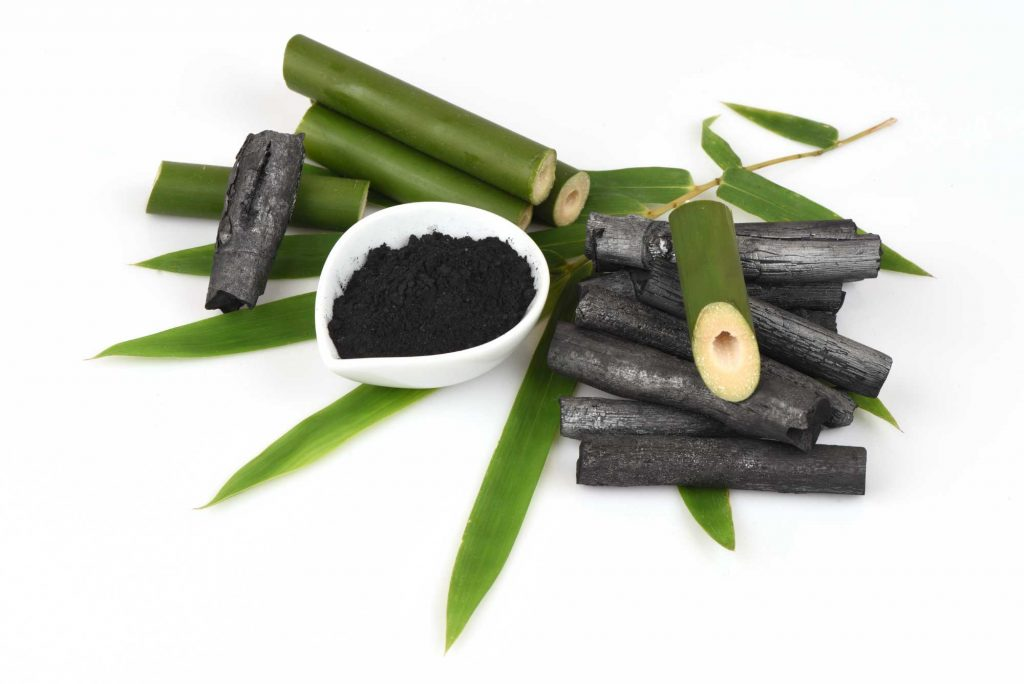 Pureforet Natural Soap Bamboo Charcoal