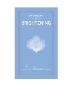 UNIQUEMI Deep Sink Mask - Brightening