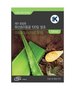 UNIQUEMI Jeju 100 Days Fermentation Mask - Hydrating