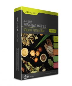 UNIQUEMI Jeju 100 Days Fermentation Mask