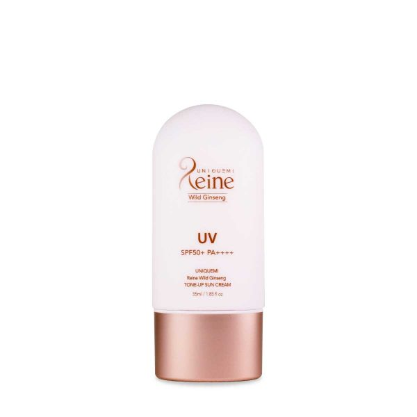 UNIQUEMI Reine Wild Ginseng Tone-up Sun Cream 55ml