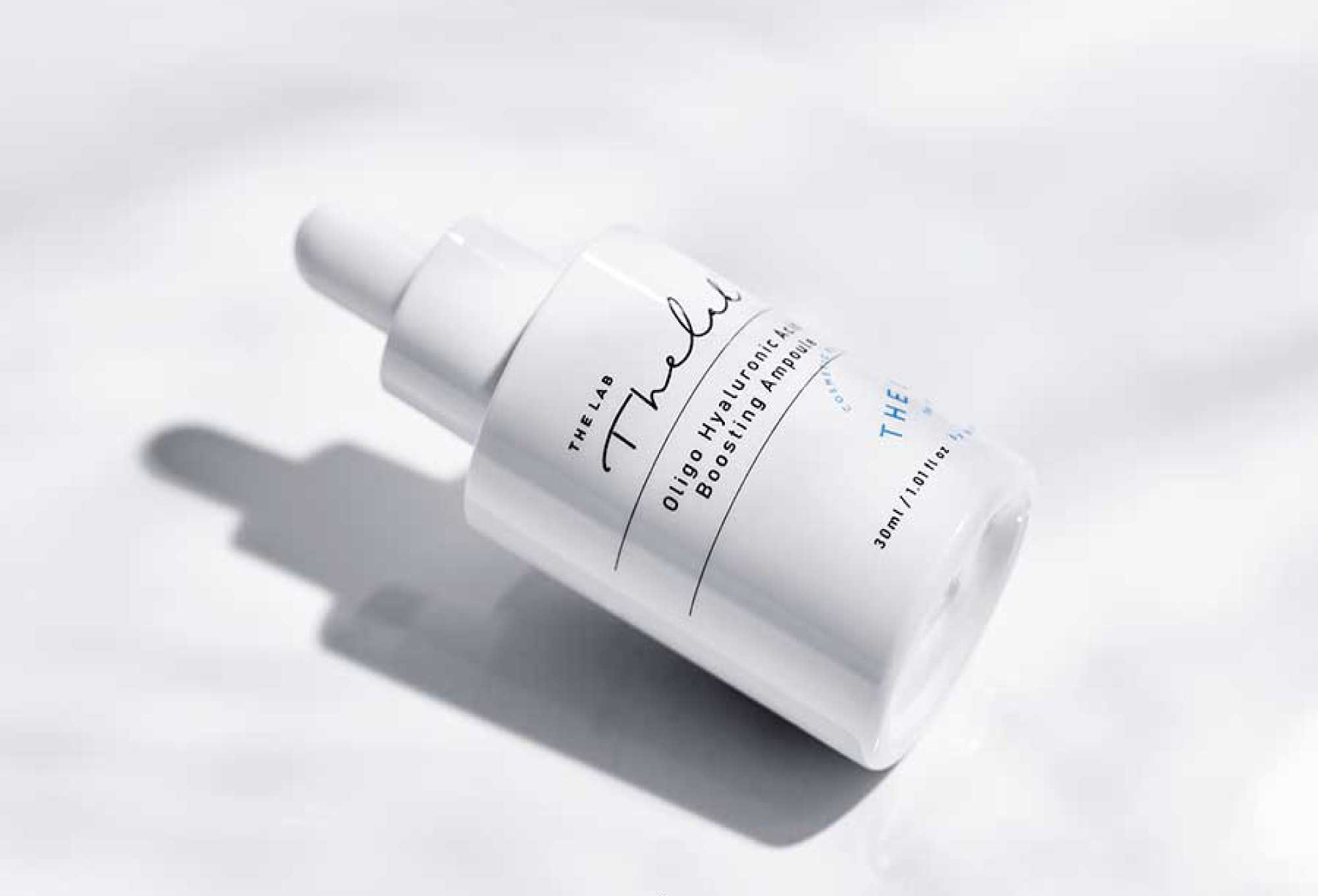 THE LAB by blanc doux Oligo Hyaluronic Acid Boosting Ampoule