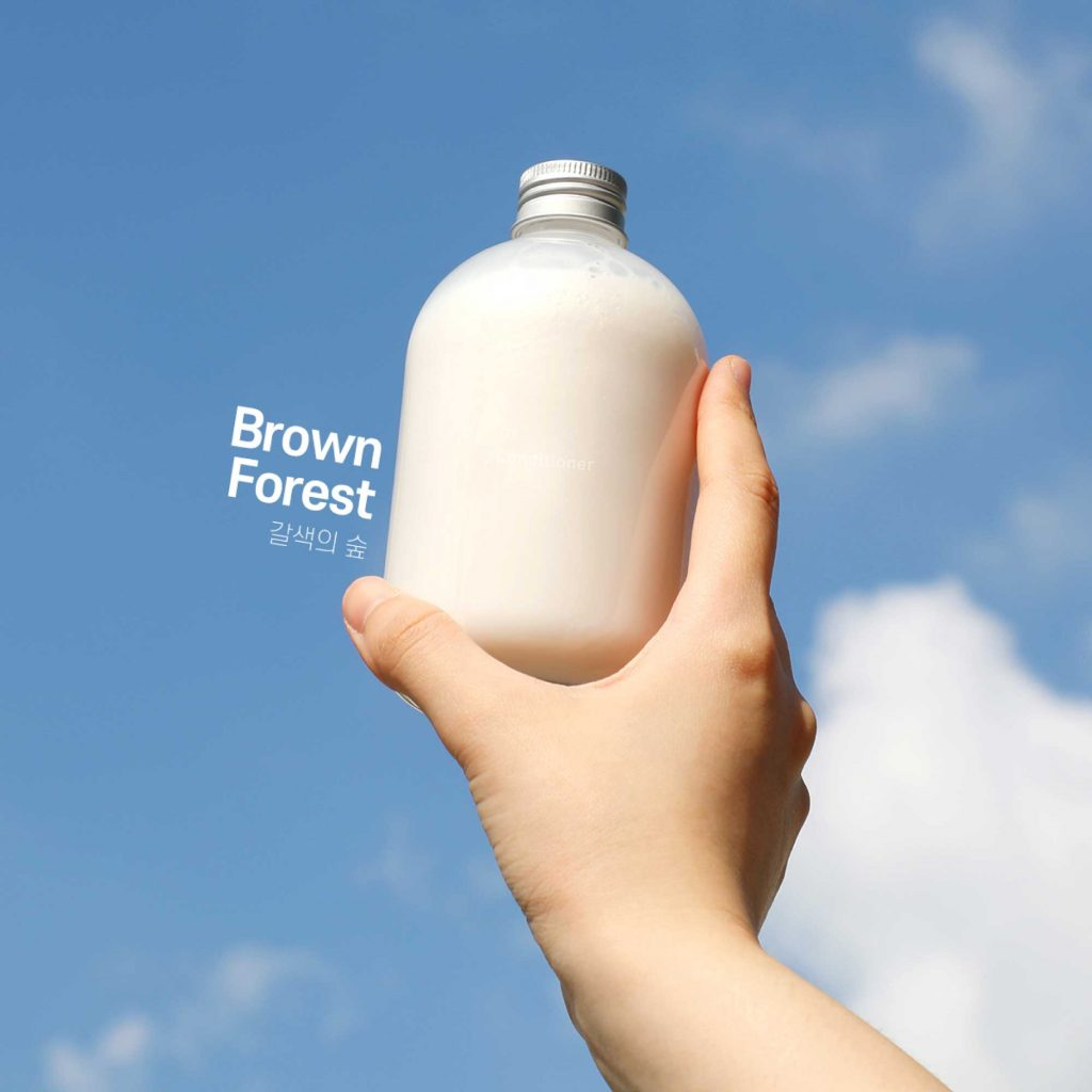 Pureforet Shining Perfume Conditioner [Brown Forest]